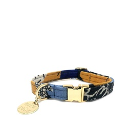 [FSND02700] Out of the Rubble, Multi, Printed Dog Collar