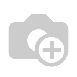 [FSND01100] Smooth Spike Dog Collar, Gold Noir