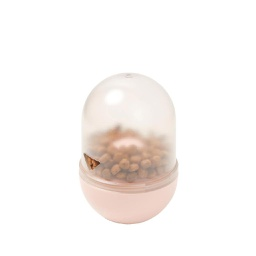 [FSND01701] Capsule Treat Dispenser Dog Toy